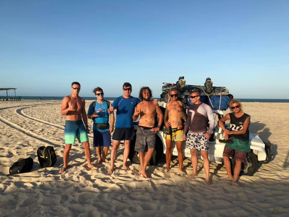 procamp kite flowcamp brazylia